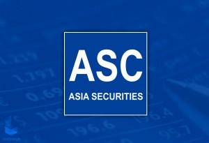 Thiết kế logo chứng khoán Asia Securities