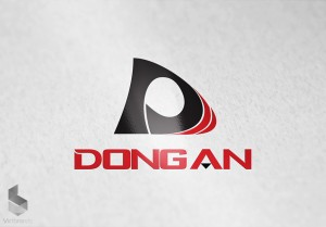 Thiết kế logo Đông An