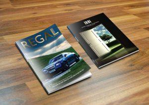 Thiết kế tạp chí Regal Insider số 2 - Vietbrands