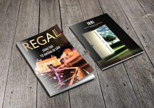 Thiết kế tạp chí Regal Insider số 4 - Vietbrands