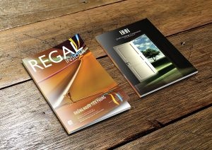 Thiết kế tạp chí Regal Insider số 5 - Vietbrands