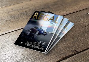 Thiết kế tạp chí Regal Insider số 6 - Vietbrands